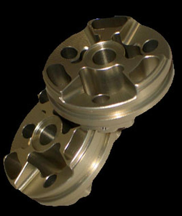画像: カートリッジフォークに採用されるスマートバルブ