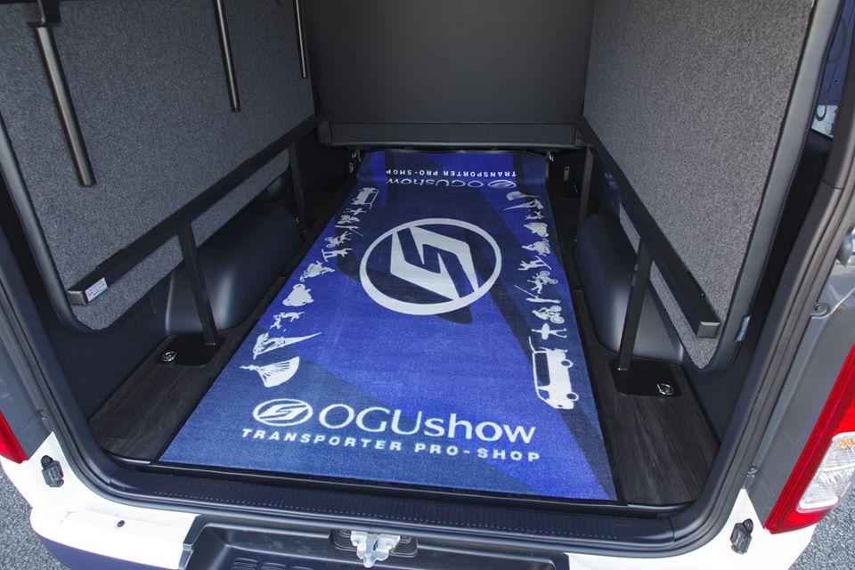 画像2: OGUshow オグショーオリジナルフロアマット(大小セット)