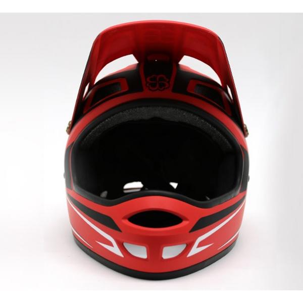 画像6: いわばヨツバモト向けのキッズフルフェイス。「ホールショット ヘルメット」