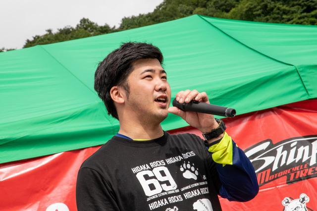 画像: 山本礼人 Photo : Satoshi Ii / off1.jp