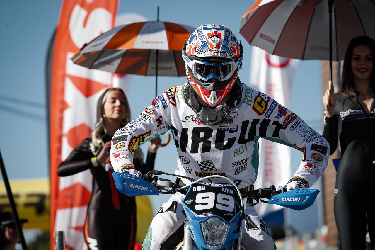 画像: E2クラスチャンピオンを獲得したロイック・ラリュー Loic Larriue / Future7Media