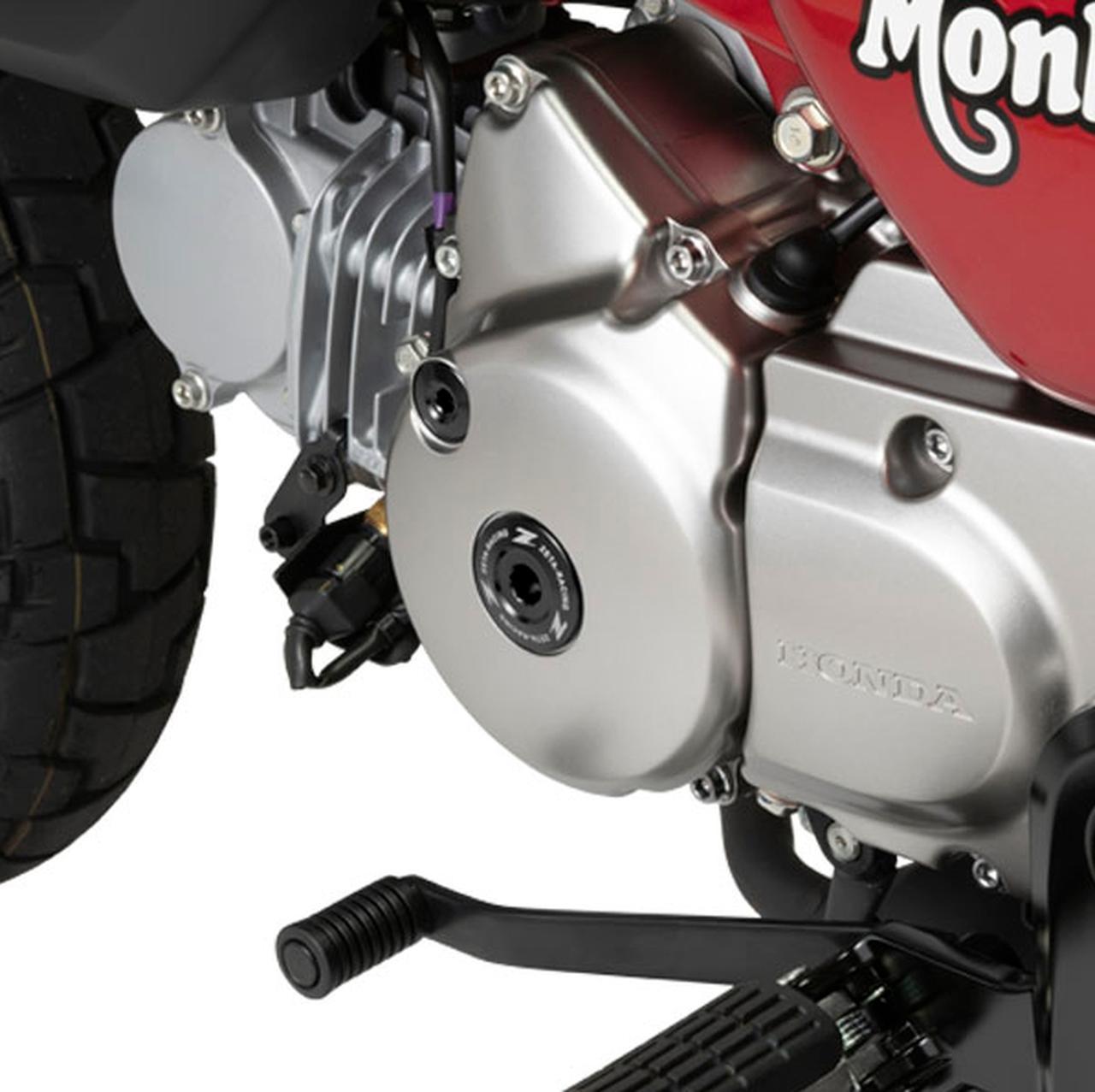 画像1: エンジンに視点を集める、ZETAエンジンプラグに新色ブラック