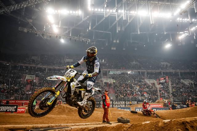 画像: FIM SuperEnduro 2020 R1 Poland / Billy Bolt Future7Media