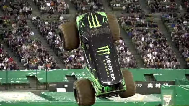 画像: Tokyo, Japan highlights | Monster Jam 2019 youtu.be