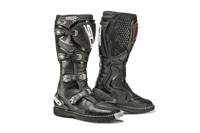 画像: SiDI AGUEDA(アグエダ)ブーツ:ブラック/ブラック - 32,800円 : WestwoodMX ONLINE SHOPPING