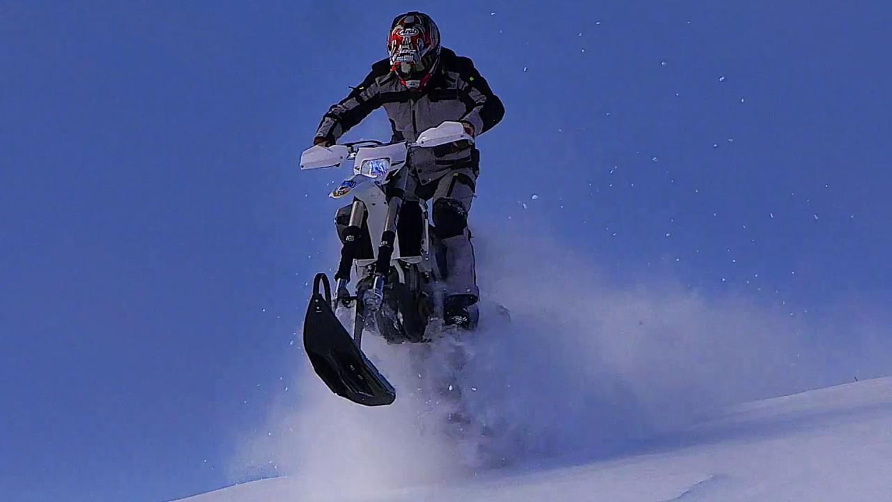 """画像: CYCLONE """"SnowBike Tour & Rrental """" Image youtu.be"""
