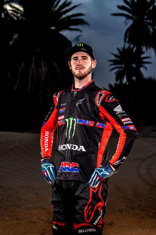 画像2: リッキー・ブラベック Honda Racing