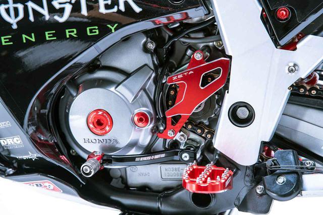 画像12: Honda CRF250RALLY DIRTFREAK