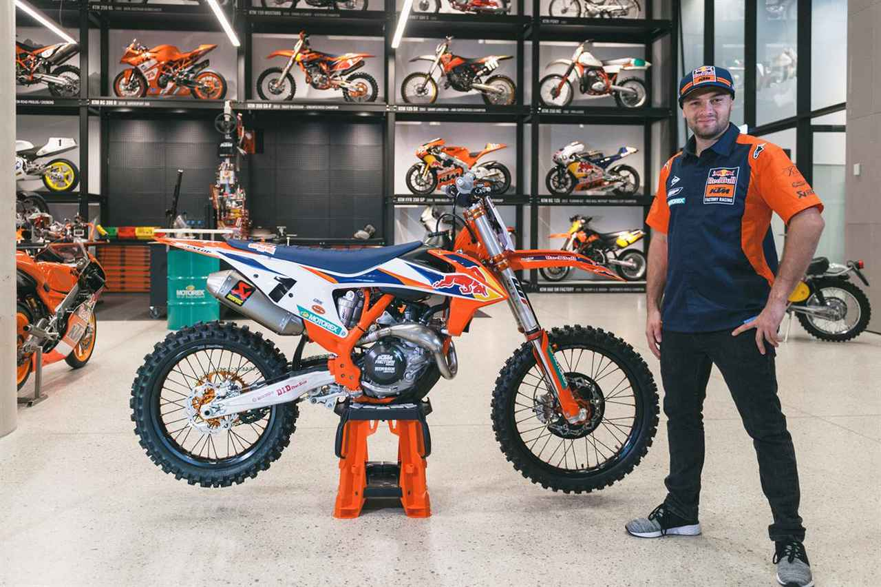 画像: 2020年明けスーパークロスは、王者クーパー・ウェブの新KTMマシンに注目