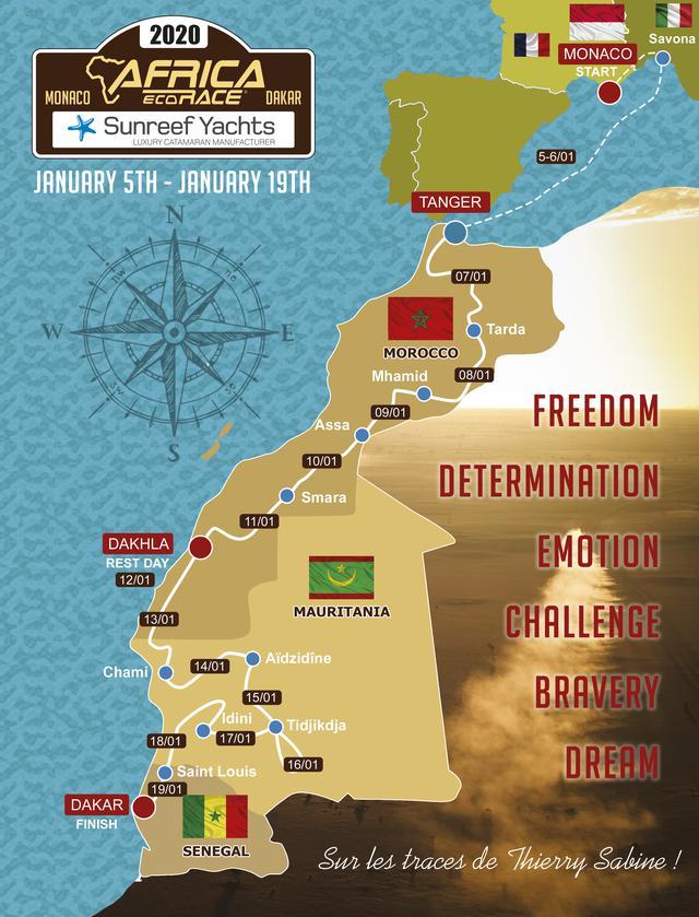"""画像: 「ヨーロッパからアフリカへ。ついに始まる""""もう一つの""""ダカール」 Real Race to DAKAR vol.1"""