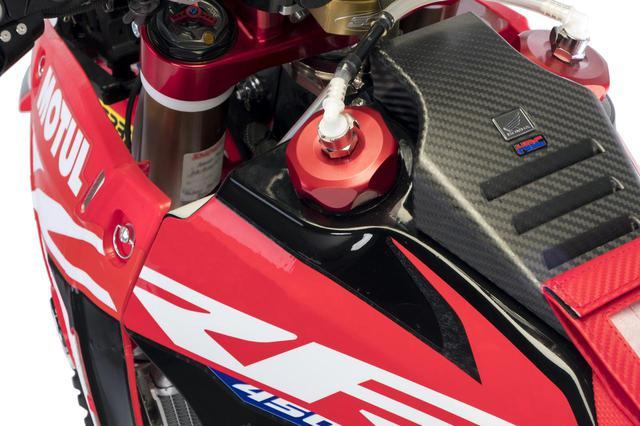 画像8: MY2020 Honda CRF450RALLY