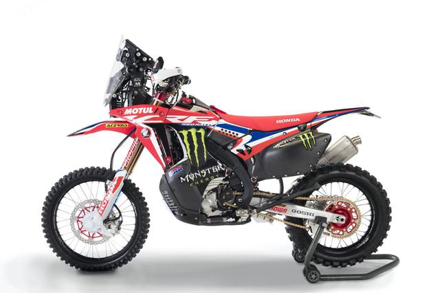 画像1: MY2020 Honda CRF450RALLY