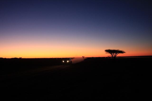 画像: モロッコの朝焼け