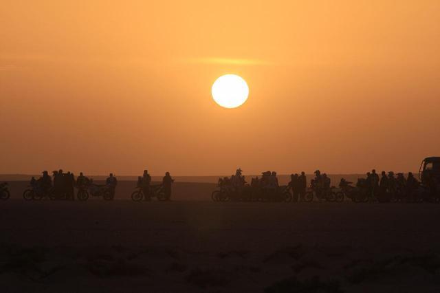 画像2: 1月14日(火) ステージ7 モーリタニア シャミ~アイジディン 477,95km
