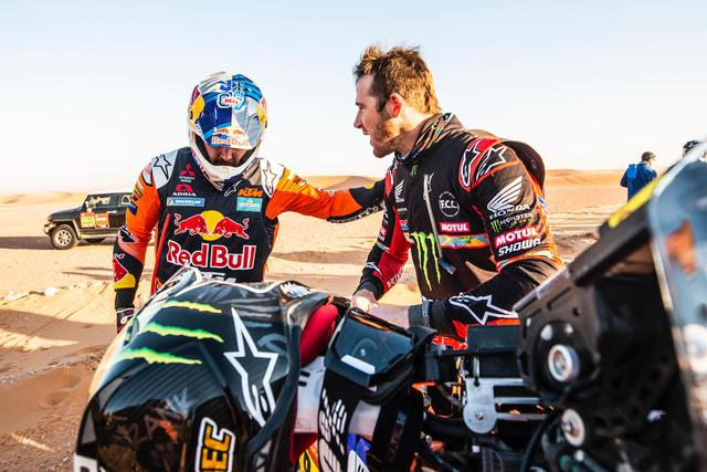 画像: DAKAR RALLY on Twitter twitter.com