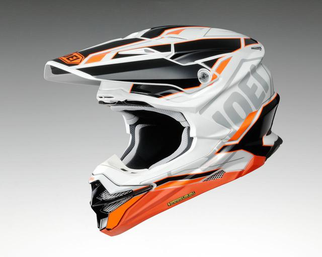 画像: TC-8(ORANGE/WHITE)