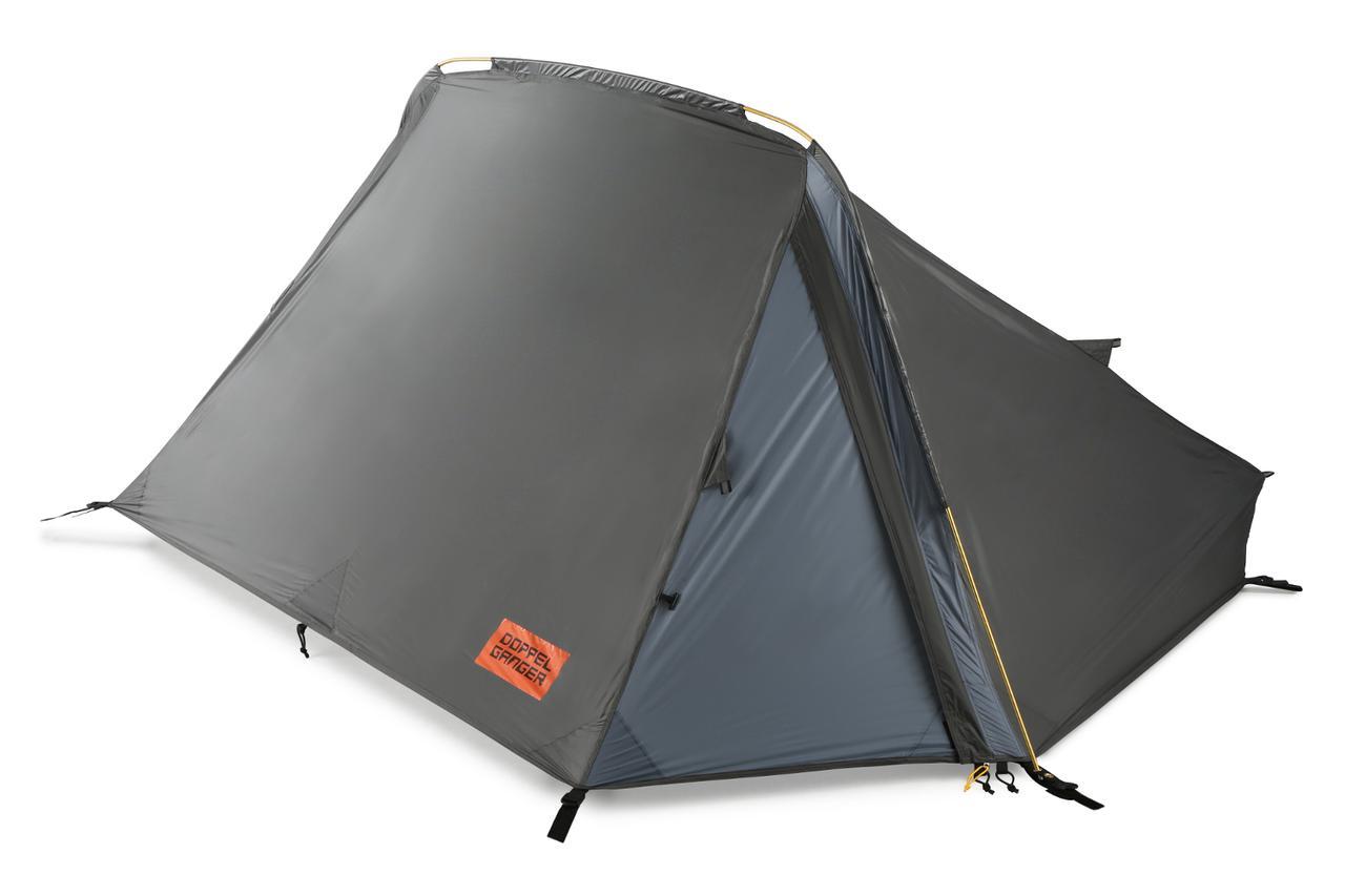 画像: もちろん普通のテントとして優秀