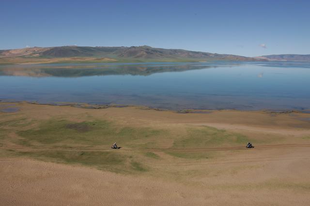 画像: モンゴル西部 ハルヌール