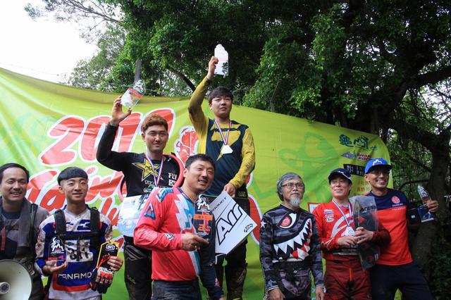 画像: 昨年は韓国選手が1-2フィニッシュ。G-NETチャンピオンの高橋博が3位のポディウムに立つ活躍。 Image Hisashi Haruki