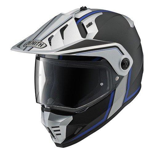 画像: 5タイプに変形するオフヘルメット ゼニスYX-6に新グラフィック