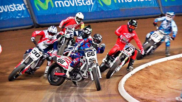 画像: Finals Open Category | III Superprestigio Dirt Track - Barcelona 2015(UHD/4K) www.youtube.com