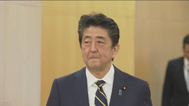 画像: 首相 大規模なスポーツやイベント 中止か延期など求める考え   NHKニュース