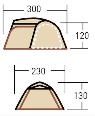 画像4: 小川テントの銘品「ステイシー ST-2」をデイトナが再解釈