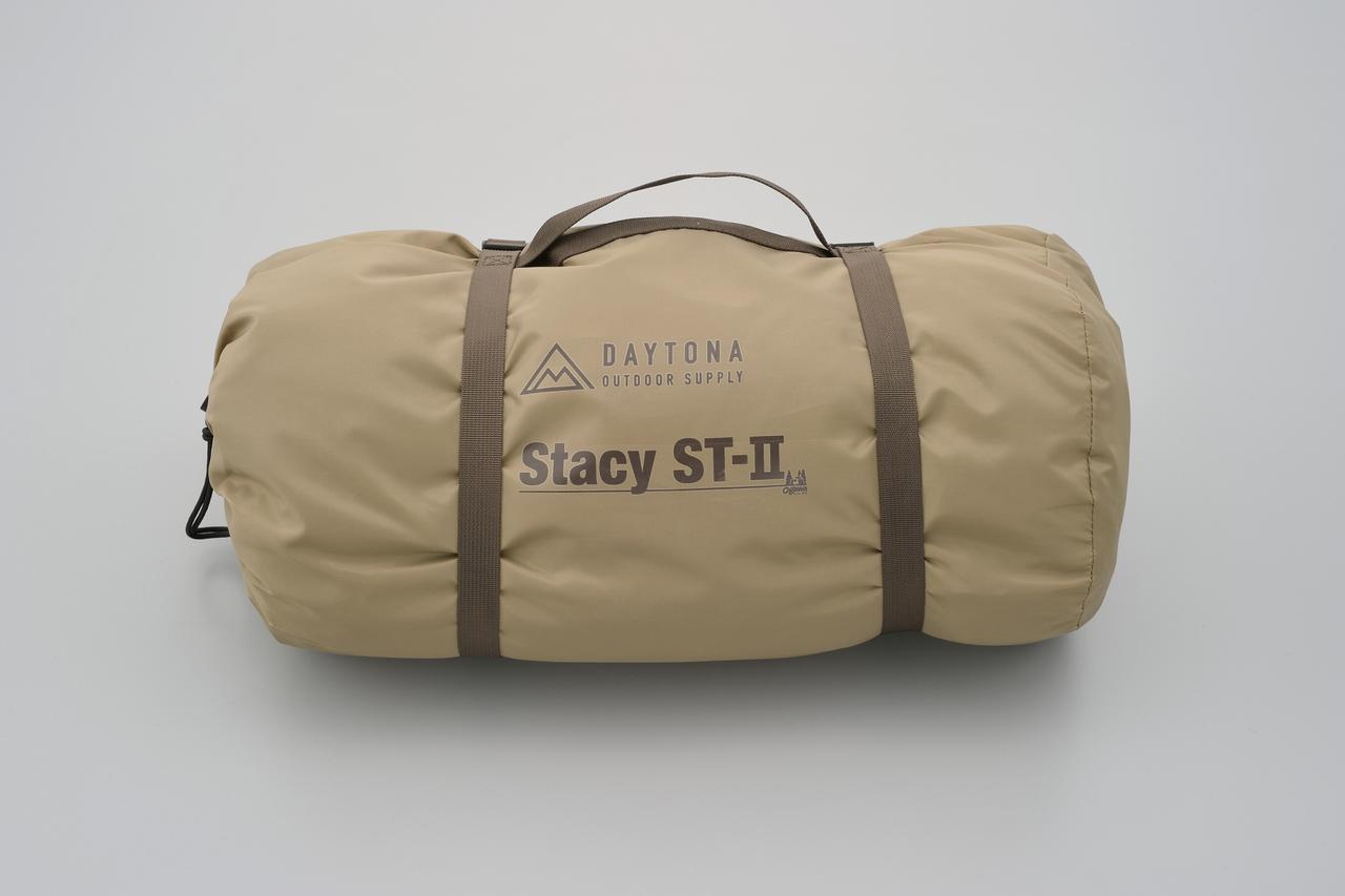 Images : 9番目の画像 - 「小川テントの銘品「ステイシー ST-2」をデイトナが再解釈」のアルバム - webオートバイ