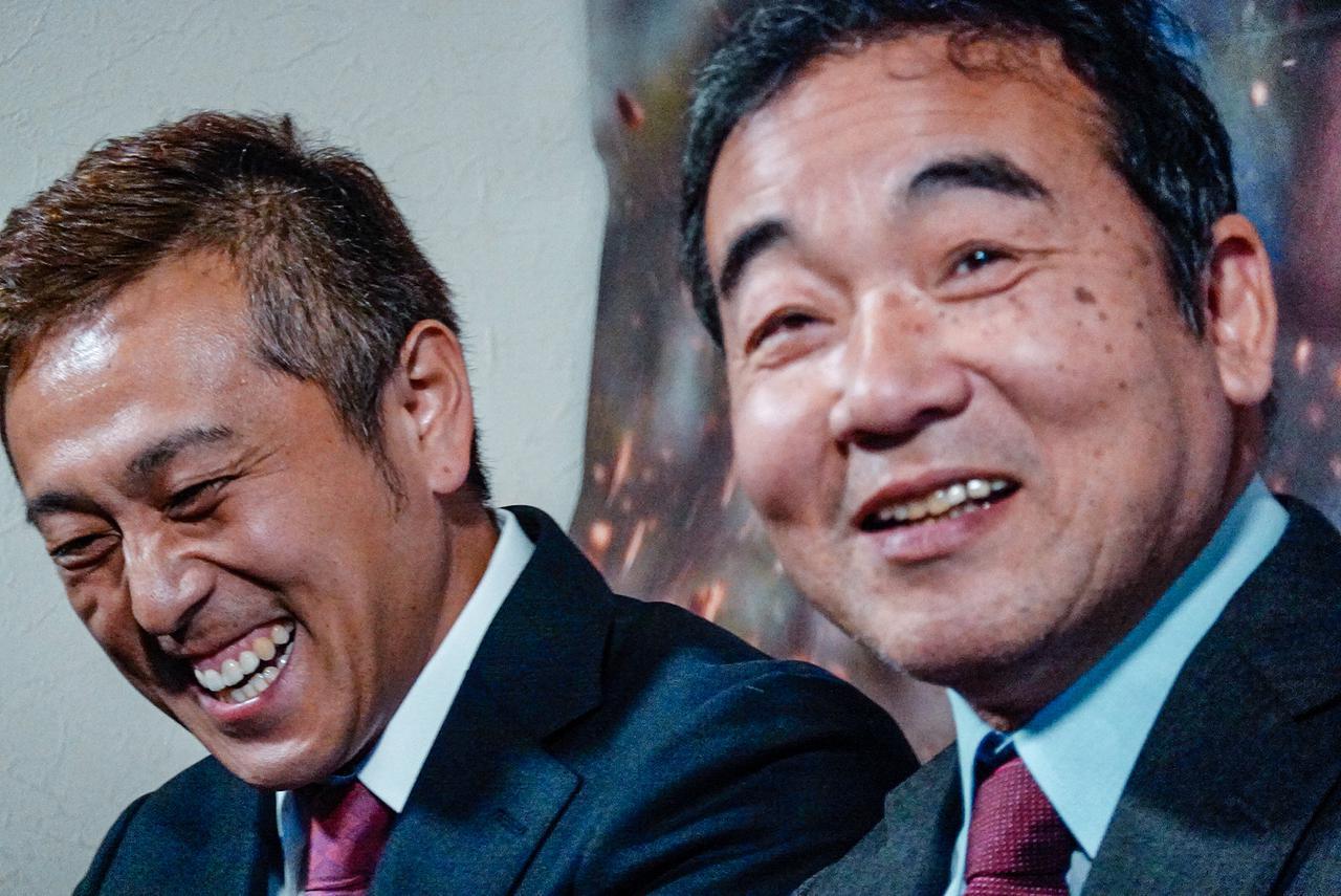 画像: かつてTeam HRCの監督をつとめた川村幸市が、成田のチームを率いる