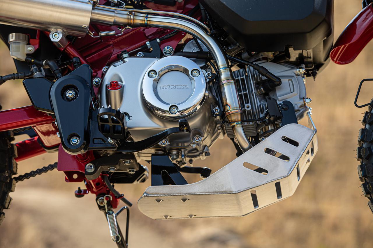 画像2: Honda モンキー125 ダートフリークカスタム