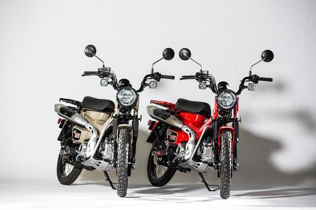 画像1: Honda CT125ハンターカブ