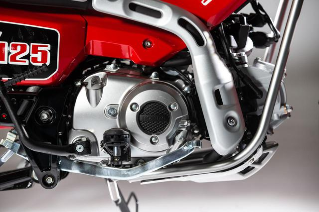 画像6: 機械として美麗なエンジン