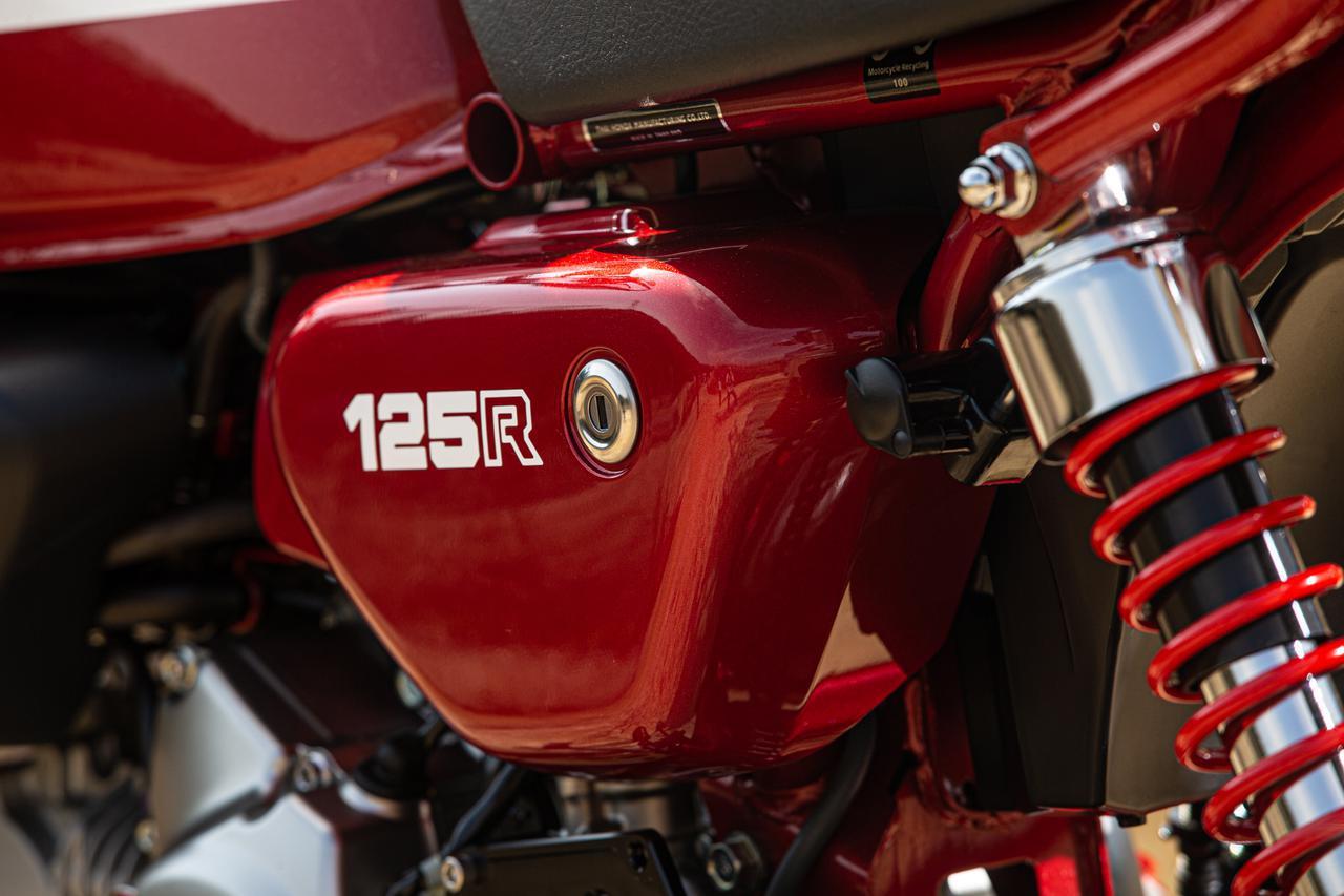 画像4: Honda モンキー125 ダートフリークカスタム