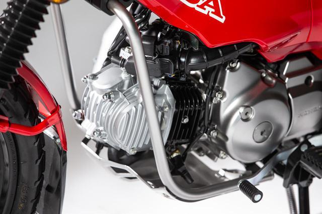 画像1: 機械として美麗なエンジン