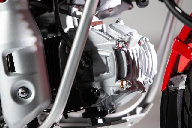 画像4: 機械として美麗なエンジン