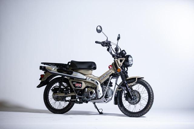 画像2: Honda CT125ハンターカブ