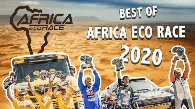 画像: Best of Africa Eco Race 2020 - Monaco Dakar 2020 www.youtube.com