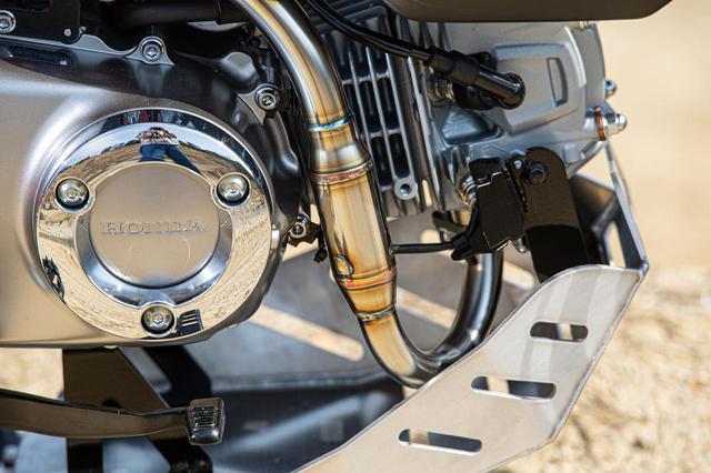 画像7: Honda モンキー125 ダートフリークカスタム