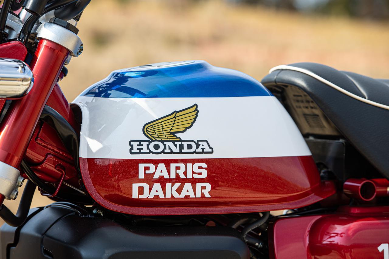 画像5: Honda モンキー125 ダートフリークカスタム