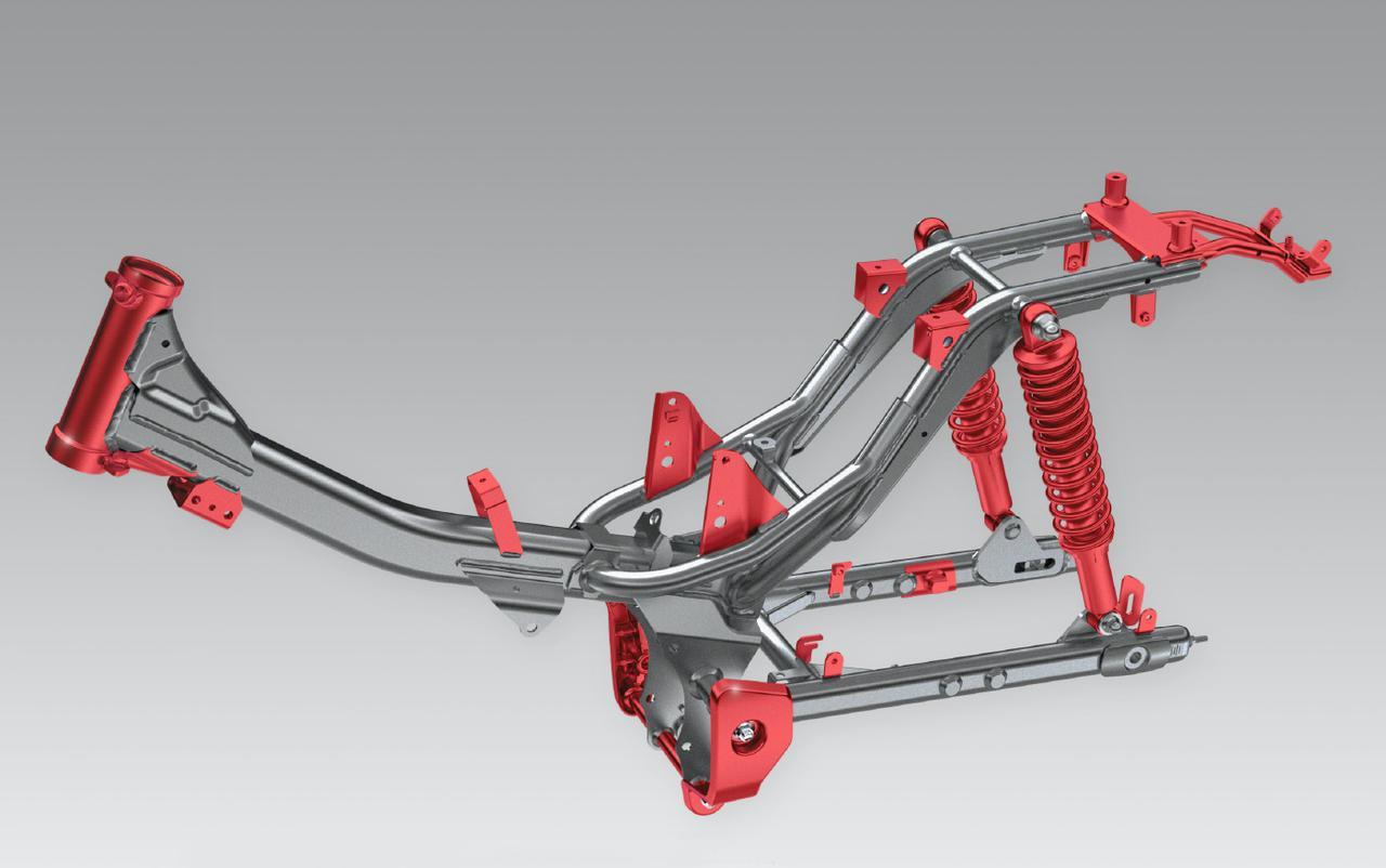 画像4: Honda CT125ハンターカブ