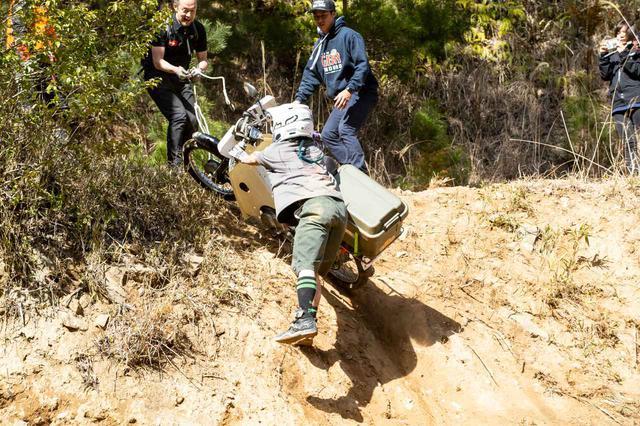 画像2: オフロードバイクの新しい入り口、ありかも?