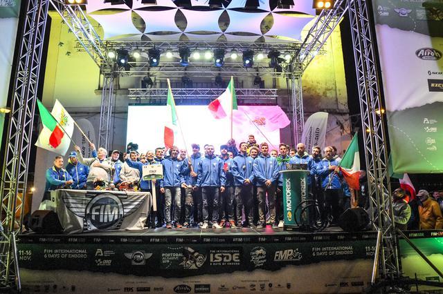 画像: ISDEイタリア大会は2021年に延期、WW2以来はじめて