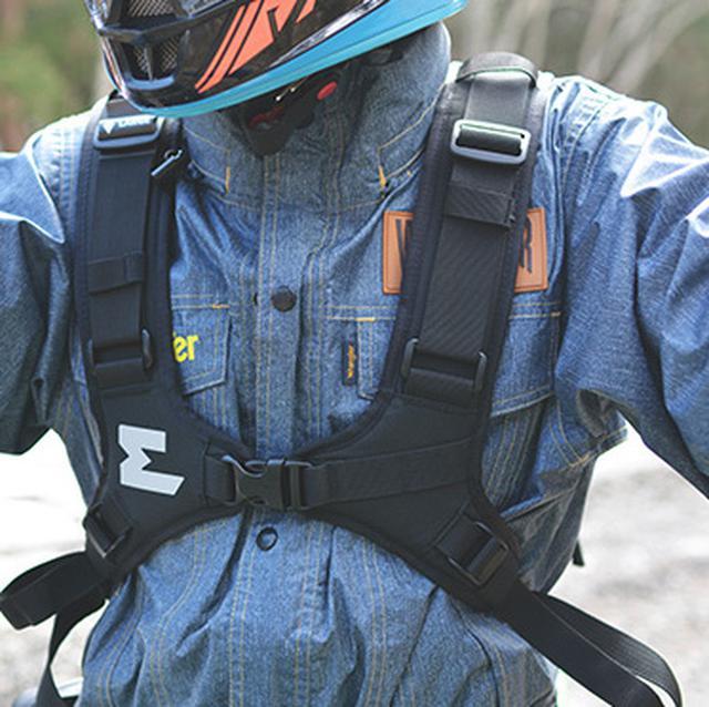 画像6: 水も砂も埃も完全に防ぐ、オフローダーのためのバッグ
