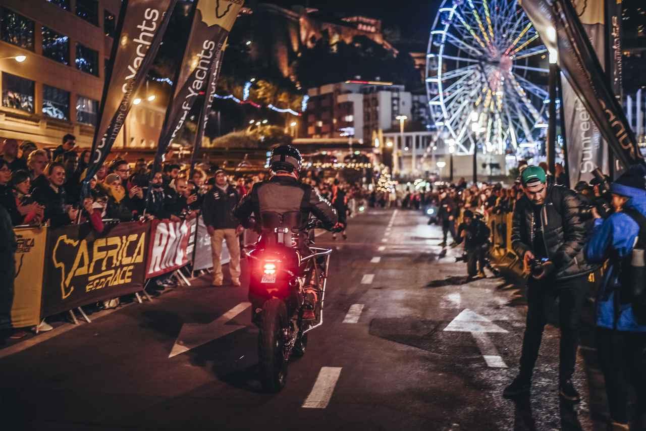画像: モナコのスタートも得難い経験になる