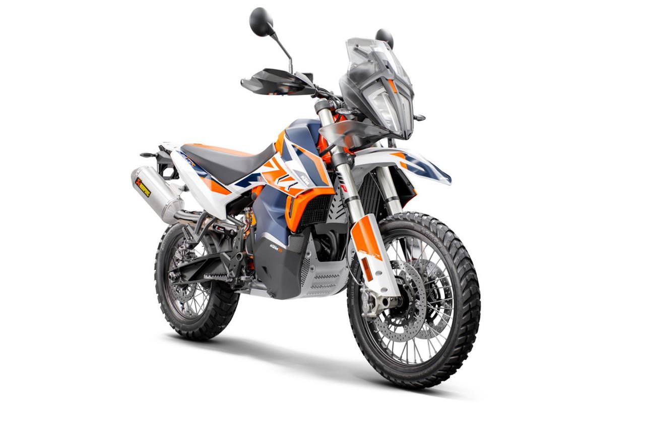 画像2: 普通自動二輪免許でもOK、KTMアドベンチャーを試乗してオリジナルグッズをもらおう
