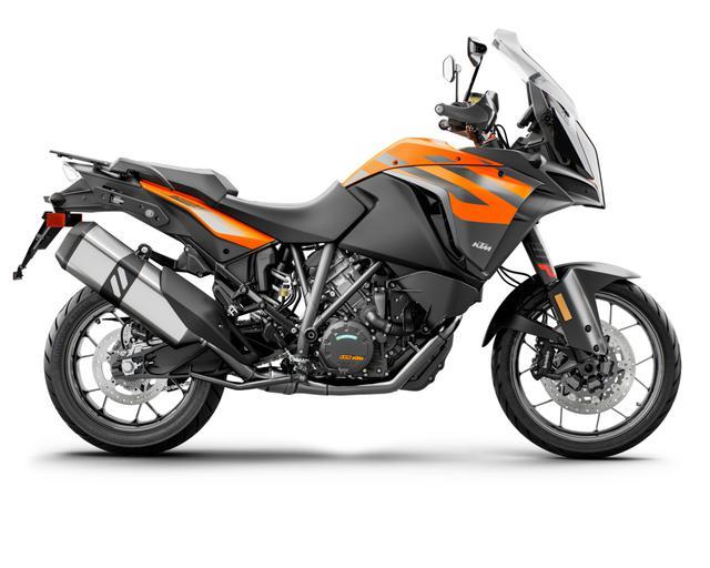 画像3: 普通自動二輪免許でもOK、KTMアドベンチャーを試乗してオリジナルグッズをもらおう