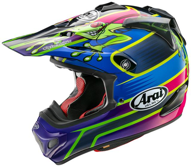 画像1: Arai V-CROSS4 BARCIA3
