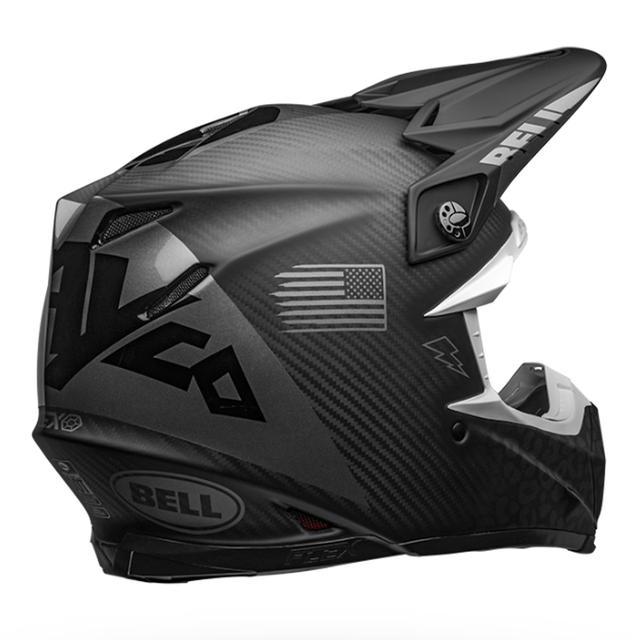 画像3: BELL MOTO-9 FLEX ヘルメット スレイコー