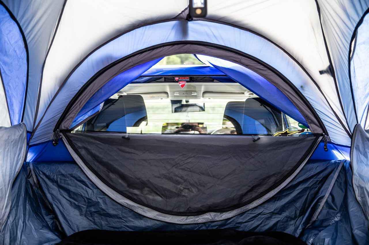 画像5: ネイピア スポーツトラックテント