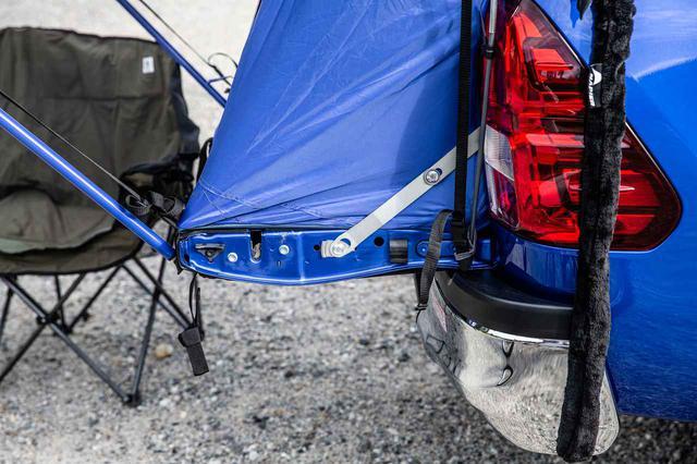 画像2: ネイピア スポーツトラックテント